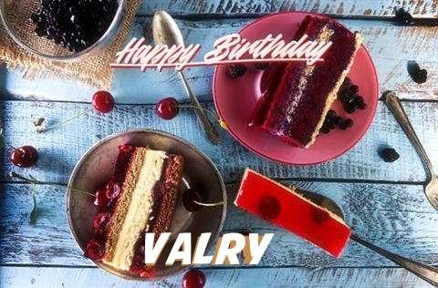 Valry Birthday Celebration