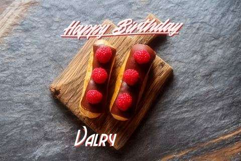 Happy Birthday to You Valry