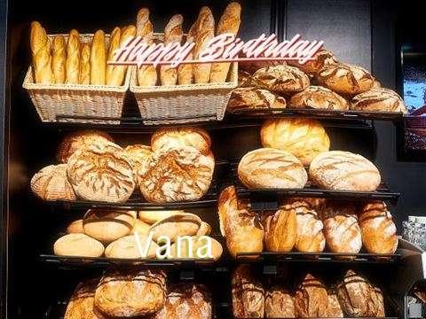 Birthday Images for Vana