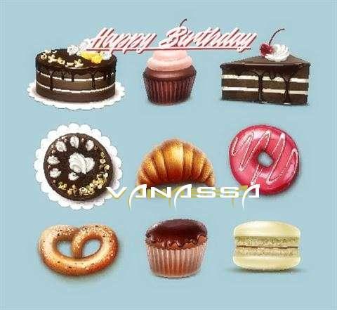 Happy Birthday Vanassa