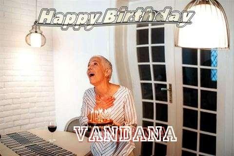 Vandana Birthday Celebration