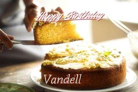 Wish Vandell