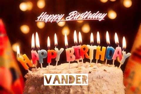 Wish Vander