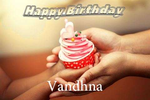 Happy Birthday to You Vandhna
