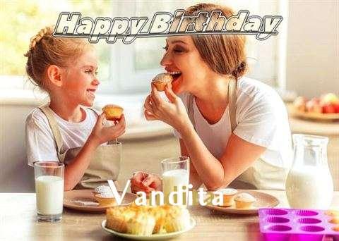 Birthday Images for Vandita