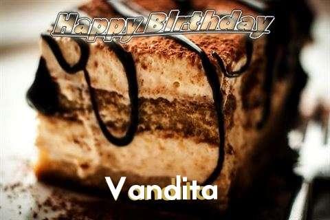 Vandita Birthday Celebration