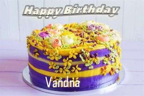 Birthday Images for Vandna