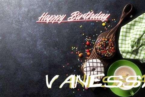 Happy Birthday Wishes for Vanessamarie