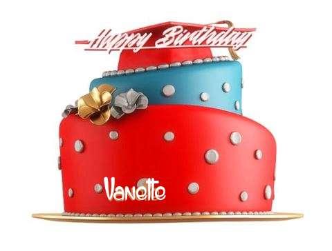 Birthday Images for Vanette