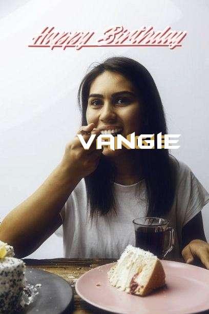 Happy Birthday to You Vangie