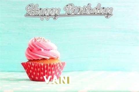 Vani Cakes