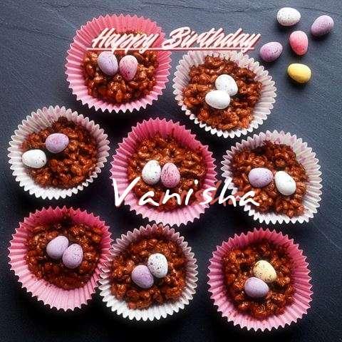 Happy Birthday Vanisha