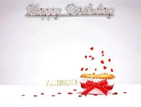 Happy Birthday Vanishree