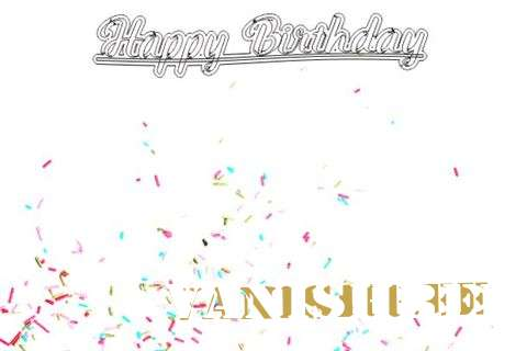 Happy Birthday to You Vanishree