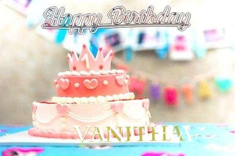 Vanitha Cakes