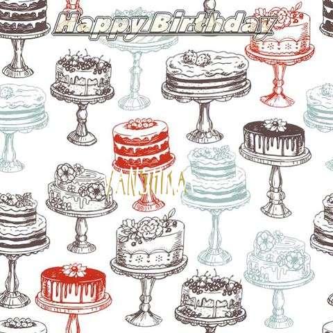 Birthday Wishes with Images of Vanshika