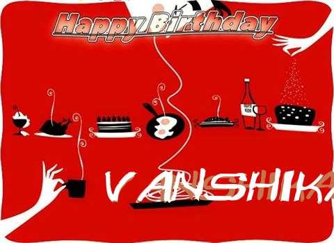 Happy Birthday Wishes for Vanshika