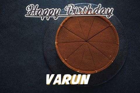 Happy Birthday to You Varun