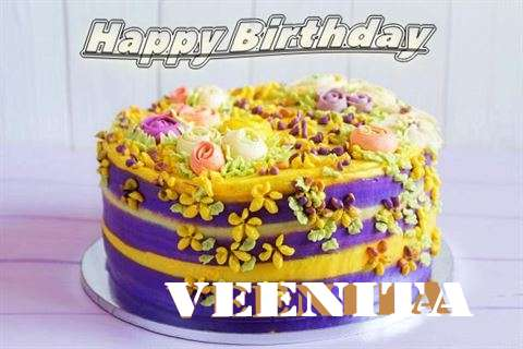Birthday Images for Veenita
