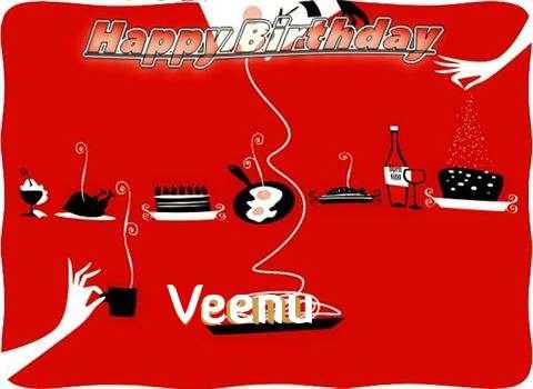 Happy Birthday Wishes for Veenu