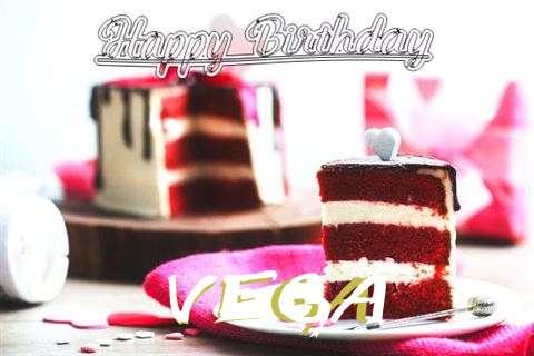 Happy Birthday Wishes for Vega