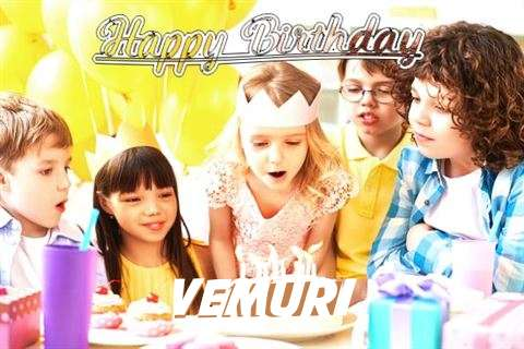Happy Birthday to You Vemuri
