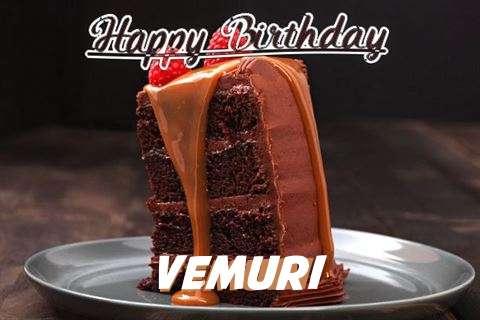 Vemuri Cakes