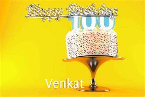 Happy Birthday Wishes for Venkat