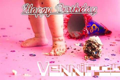 Happy Birthday Venniradai Cake Image