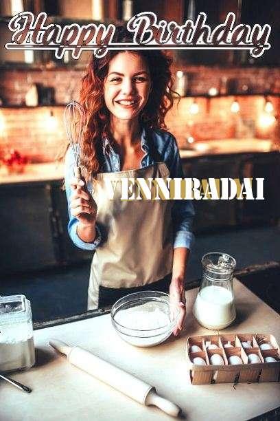 Happy Birthday Cake for Venniradai