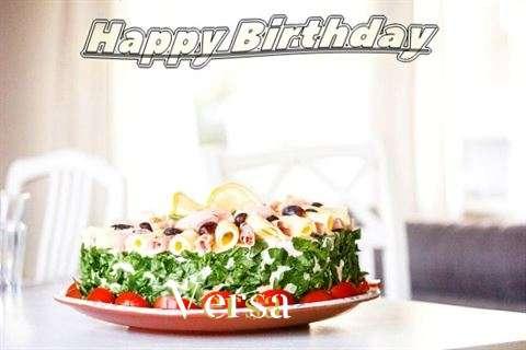 Happy Birthday to You Versa