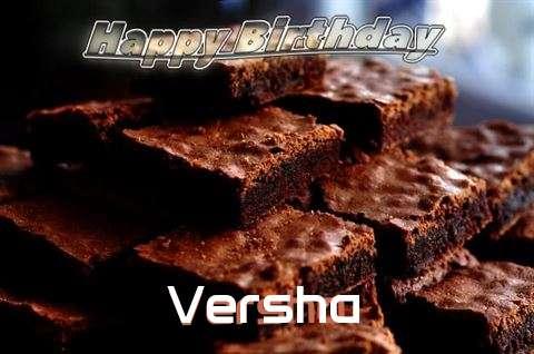 Birthday Images for Versha