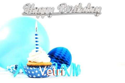 Vetri Cakes