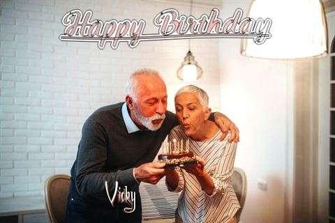 Vicky Birthday Celebration