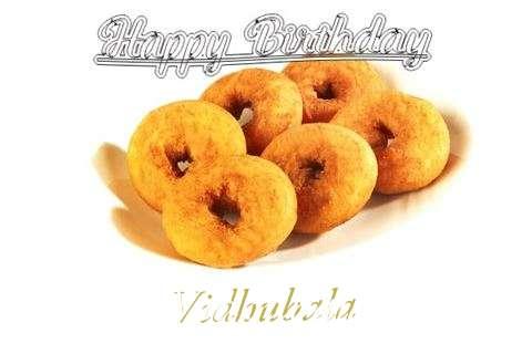 Happy Birthday Vidhubala