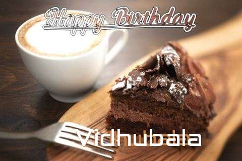 Birthday Images for Vidhubala