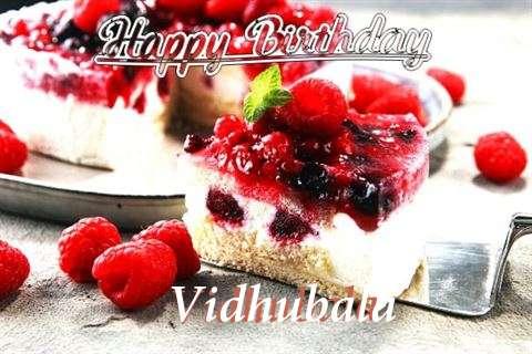 Happy Birthday Wishes for Vidhubala