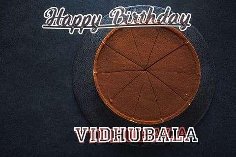 Happy Birthday to You Vidhubala