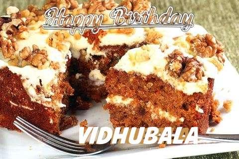 Vidhubala Cakes