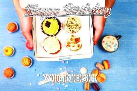 Vignesh Cakes