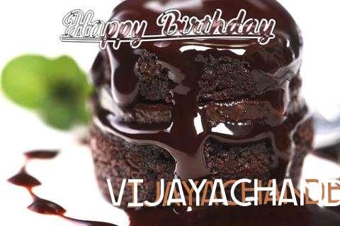 Birthday Wishes with Images of Vijayachander