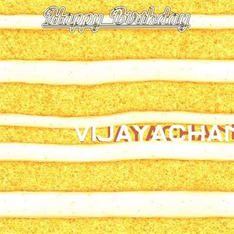 Vijayachander Birthday Celebration