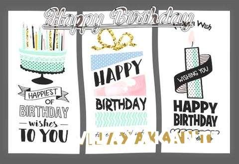 Happy Birthday to You Vijayakanth