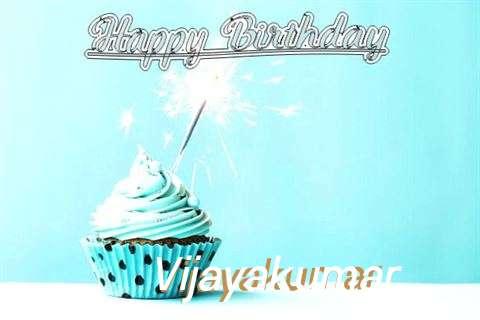 Happy Birthday Cake for Vijayakumar