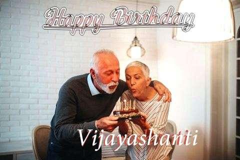 Vijayashanti Birthday Celebration