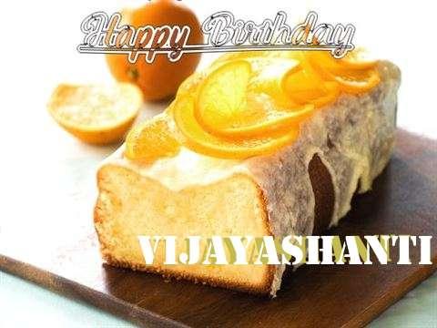 Vijayashanti Cakes