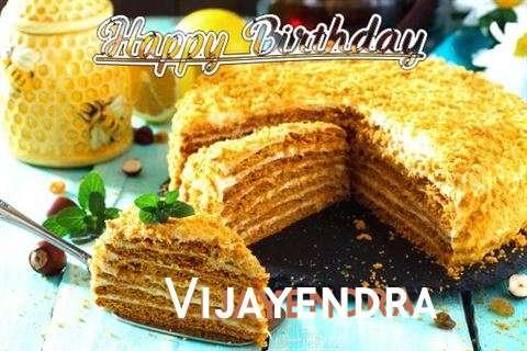 Birthday Wishes with Images of Vijayendra