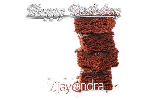 Vijayendra Birthday Celebration