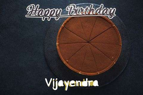Happy Birthday to You Vijayendra