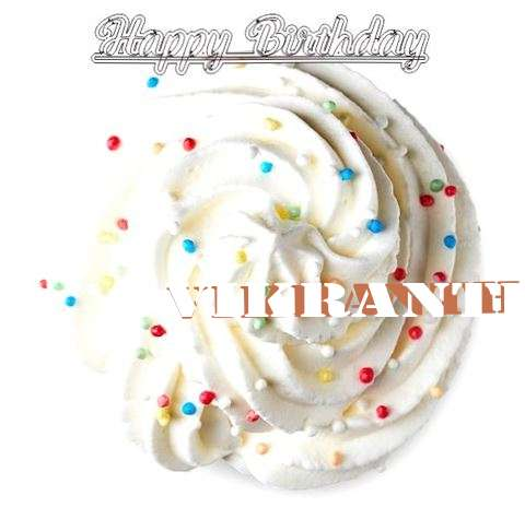 Happy Birthday Vikranth